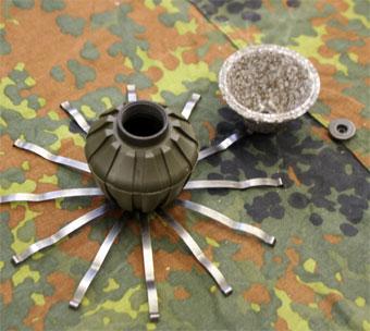 Air Burst Hand Grenade - AB HGr
